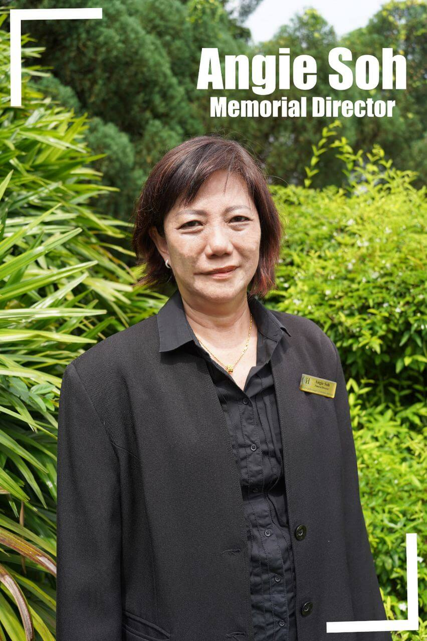 Angie Soh Funeral Director